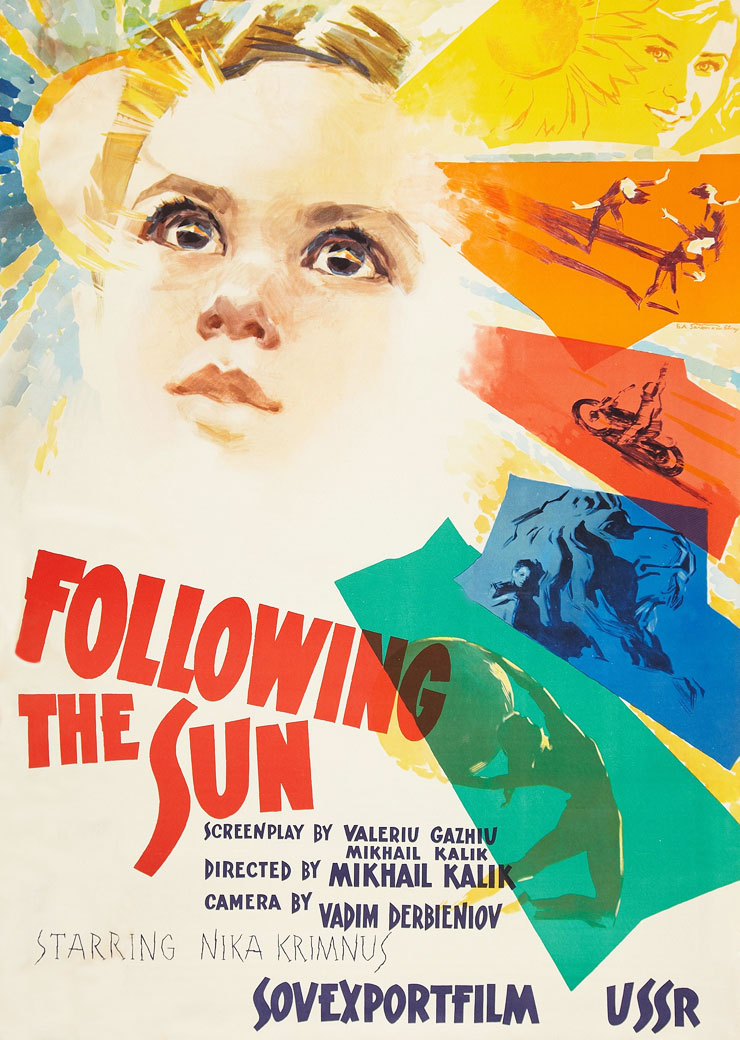 Sandu Follows the Sun with english subtitles