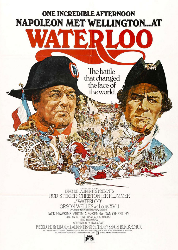 Waterloo with english subtitles